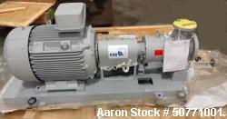 Used- KSB Carbon Steel Centrifugal Pump