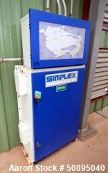 Used- Simplex Packaged Pump Set, Model SPS-25-ED