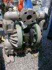 Used- ARO Diaphragm Pump, poly construction, 2