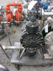 Used- Yamato Diaphragm Pump, poly construction, 2''.