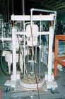 Used- Colt Industries Pump, Model CR410B1. Painted mild steel frame, industrial type head, 2