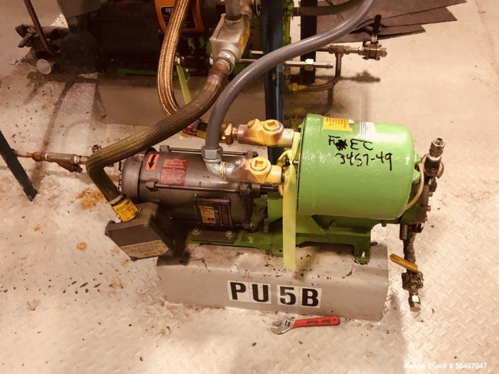 Used- PulsaFeeder Diaphragm Metering Pump, Model 680-S-E
