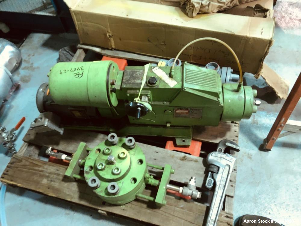Used- PulsaFeeder Diaphragm Metering Pump