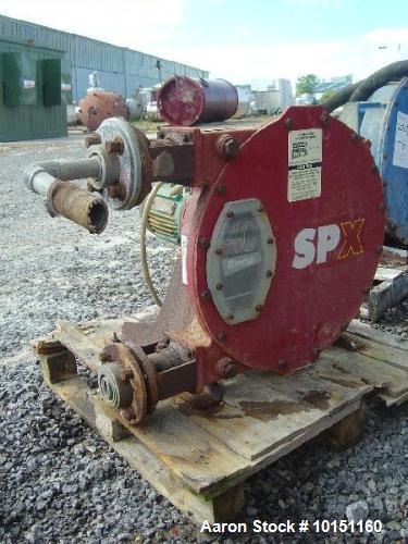 Used-Bredel Hose Pump, Type SPX/40