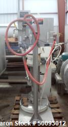 Used- GRACO Barrell Pump, Model 954409, Stainless Steel.