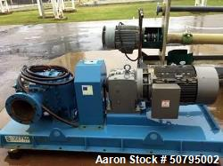 Used- LobePro Positive Displacement Rotary Lobe Pump