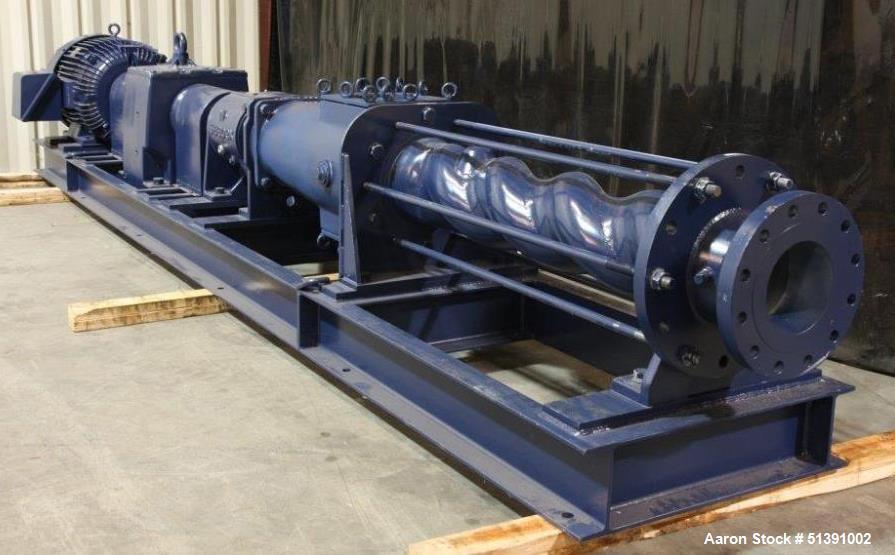 Used- Seepex Progressive Cavity Pump, Model N 130-24