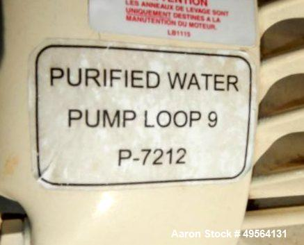 Used- Fristam Centrifugal Pump, Model 742-180
