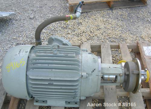 USED: Fristam centrifugal pump, model FPX3522-145