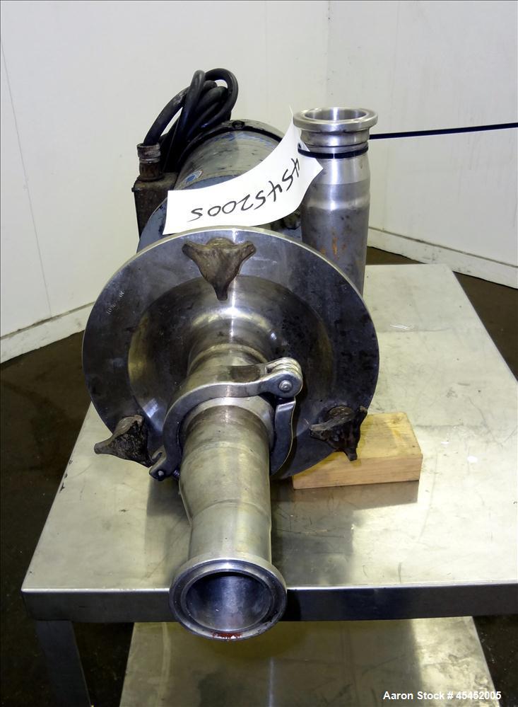Used- Fristam Centrifugal Pump, Model FPX3531-165