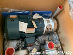 Unused- APV Crepaco Centrifugal Pump, Stainless Steel, Model W30/25