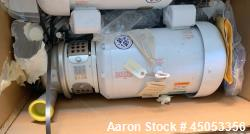 d- APV Model W 30/50 Centrifugal Pump, Stainless Steel. Approximate 280 gallons per minute, 130 head...