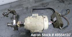 Used- Fristam Centrifugal Pump, Model 742-180