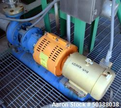 Used- Goulds Centrifugal Pump, Model 3196