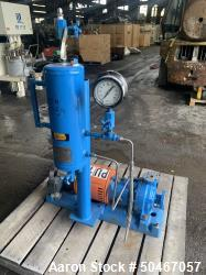 """Used-1.5 x 1"""" Goulds centrifugal pump"""