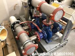 Used- Frigel Twin Pump; Model GPR1200/2 E