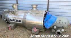 Used- Sulzer High Pressure Barrel Casing Pump