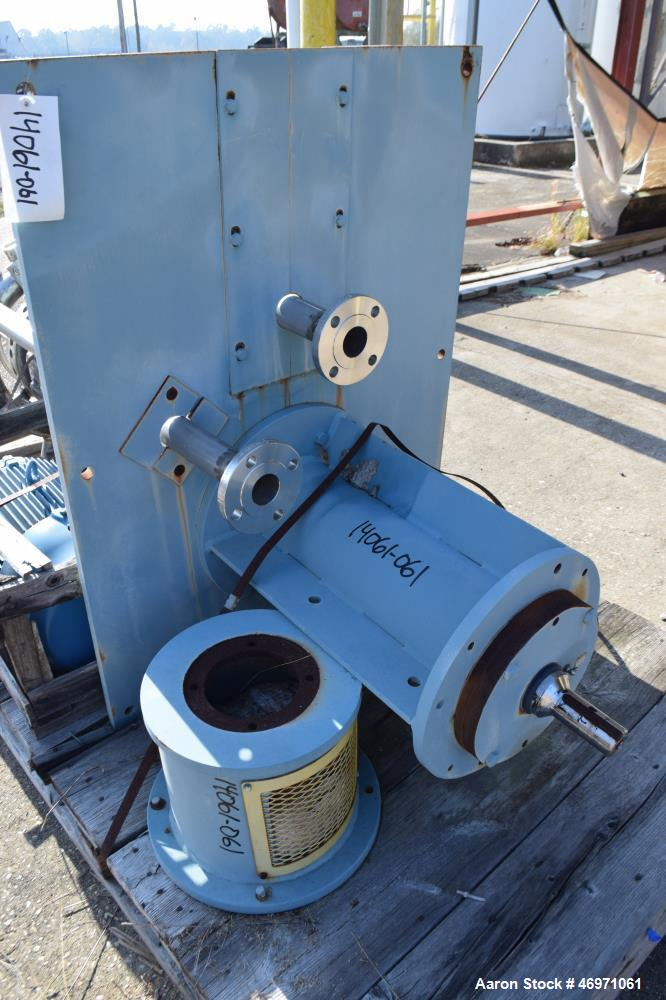 Unused- Toyo Vertical Recessed Impeller Pump, Model DEC-71-50-4E-48-CD4-D