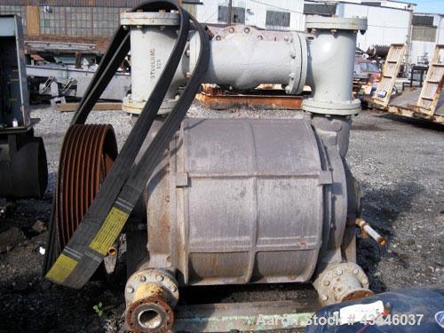 Used- Nash Liquid Ring Vacuum Pump, Model CL-3003