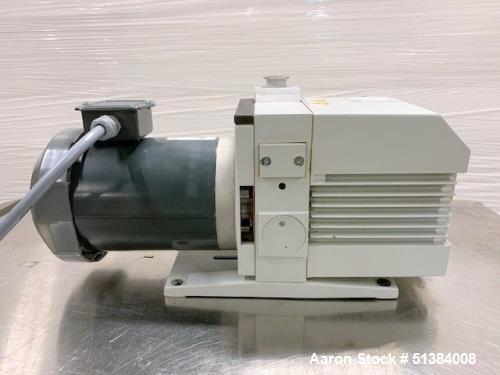 Used- Leybold Trivac D16B Rotary Vane Pump