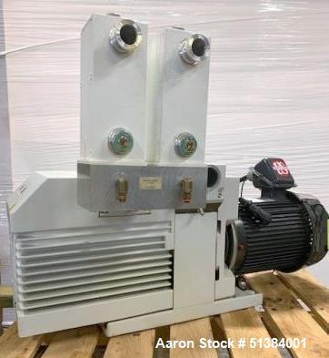 Used- Leybold Trivac D65B Rotary Vane Pump