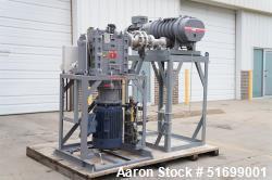 Used-Edwards Skid Mounted Chemical Dry Vacuum Pump