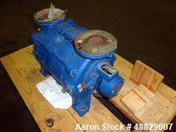 Used- Kinney Liquid Ring Vacuum Pump, Model KLRC-75-FA2