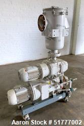 Used- Busch Cobra NC Vacuum Pump Booster System, Model BNP 0500 A 0100 ZZ.