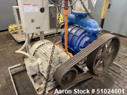 Used- Nash Gardner Denver Liquid Ring Vacuum Pump