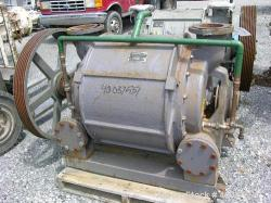Used- Nash Vacuum Pump, Model CL2002