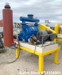 Used- Nash Gardner Denver Liquid Ring Vacuum Pump, Model CL-2002