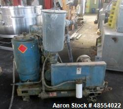 Used- Quincy Vacuum Pump, Model QSVB10WN3C.