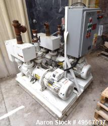 Used- Premier Fluid Systems Vacuum Pump System