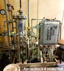Used-Tuthill Vacuum System less Pump