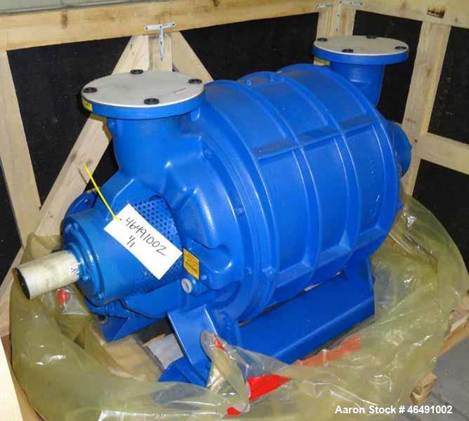Unused- Nash CL Series Liquid Ring Vacuum Pump
