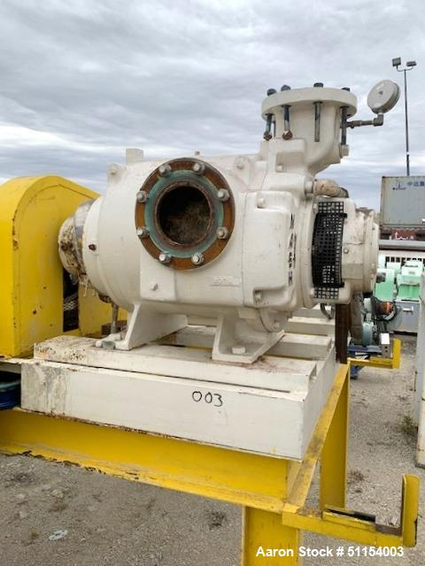 Used- Nash SC Liquid Ring Vacuum Pump, Model SC7