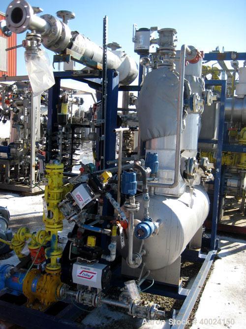 Used Rosenmund Apovac System Hastelloy Construc
