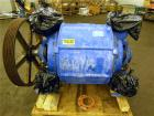 Used- Carbon Steel Nash Elmo Liquid Ring Vacuum Pump, Model CL-2001