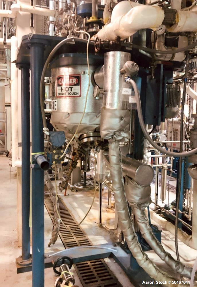 Used- 20 gallon Autoclave Engineers high pressure reactor