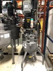 Precision Stainless Hastelloy 5 Gallon Reactor