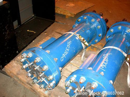 Used-Pfaudler clamp top reactor, 500 gallon Serial number E169-0154, National Board number 27520, rated 25 PSI @ 650 degrees...
