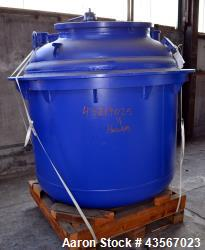 Used- De Dietrich Glass Lined Reactor, 2030 Liter (536.43 Gallon)