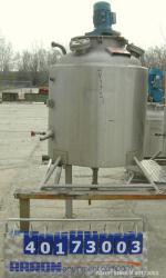 Used- All-Weld Fermentor, 80 gallon