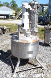 Used- Crepaco Reactor, 64 Gallon