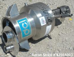 Used- DCI Reactor, 10 Liter (2.6 Gallon)