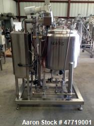 Used- DCI Reactor, 340 Liter (89.8 Gallon)