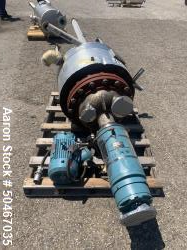 Used- Gaspar Reactor, 30 Gallon