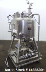 Used- Lee Industries Reactor, 300 Liters (79.2 Gallons)