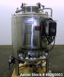 Used- LEE Industries Reactor, 500 Liter (132.08 Gallon)