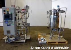 Used- Lee Industries Fermenter / Reactor, 250 Liter (66 Gallon) Stainless Steel,